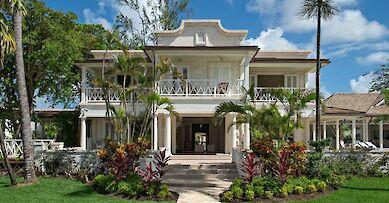 Barbados villa rentals