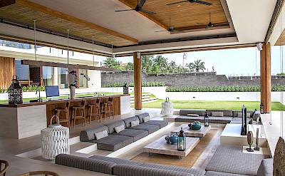 The Iman Villa Daytime Lounge Awaits