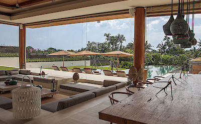 The Iman Villa View From The Lounge