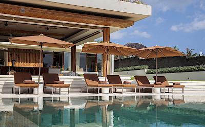 The Iman Villa Infinity Pool