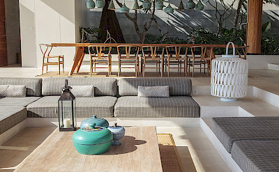 The Iman Villa Lounge And Dining