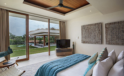 The Iman Villa Bedroom View