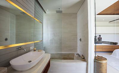The Iman Villa Guest Bedroom Two Bath