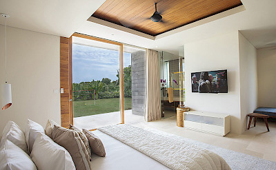 The Iman Villa Guest Bedroom Two Stunning View
