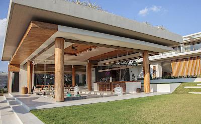 The Iman Villa Main Living Pavilion