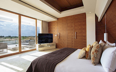 The Iman Villa Beautiful Vista From The Master Bedroom