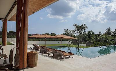 The Iman Villa Infinity Pool Awaits