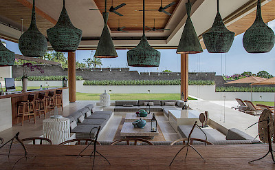 The Iman Villa Living And Dining