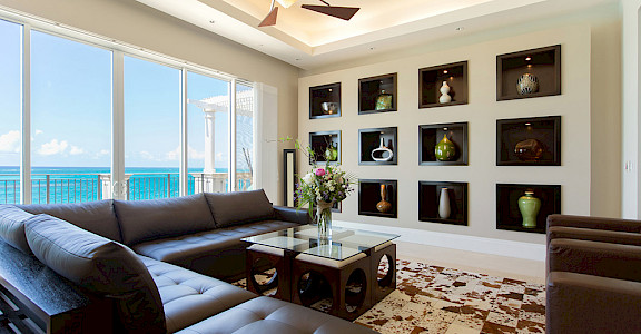 Of Penthouse Living Room