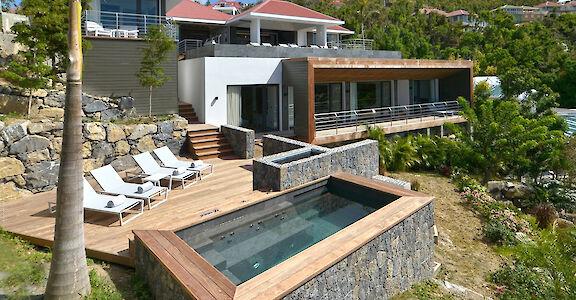 Vacation Rental St Barthelemy WV TSO Villa St Barts Villa Tsoext Desktop