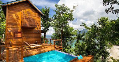 Dominica villa rentals