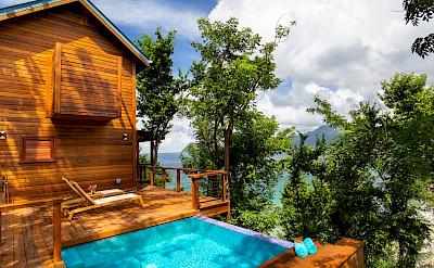 Secret Bays Ti Fey Villa Private Plunge Pool 2 2