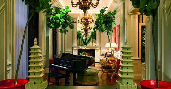 Caesars+Titus+Villa+Piano+Room