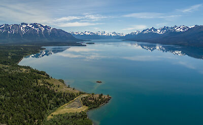 Mid Chilko Lake