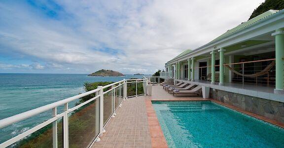 Vacation Rental St Barthelemy WV AJM Villa St Barts Villa Ajmpol Desktop