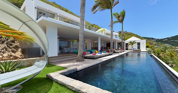 Vacation Rental St Barthelemy WV UTO Villa St Barts Villa Utoext Desktop