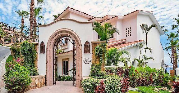 Villa Rental In Villas Del Mar Los Cabos