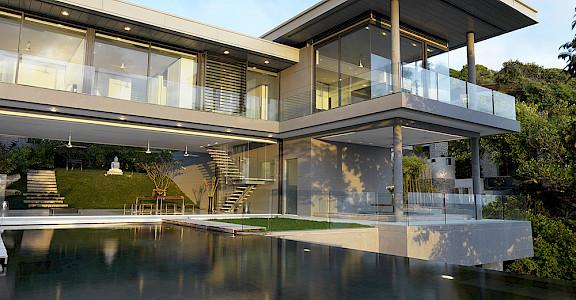 Villa Amanzi Kamala Outstanding Setting