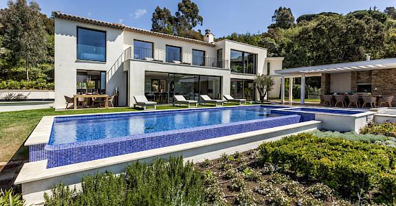 P Villa Bleue