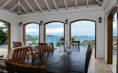 Vacation Rental St Barthelemy WV DSA S St Barts Villa DSAdin Desktop