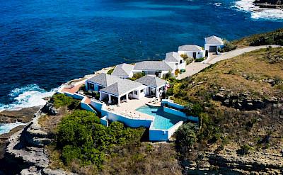Vacation Rental St Barthelemy WV MOZ St Barts Villa MOZaer Desktop