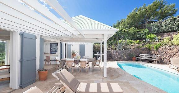 Vacation Rental St Barthelemy WV MBA Villa St Barts Villa MBAter Desktop
