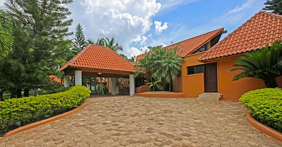 Bdrm Classic Villa Del Caribe 1