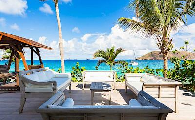 Vacation Rental St Barthelemy WV ELA Villa St Barts Dek Desktop