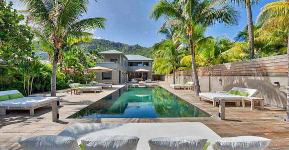Vacation Rental St Barthelemy WV VLK St Barts Villa Vlkext Desktop