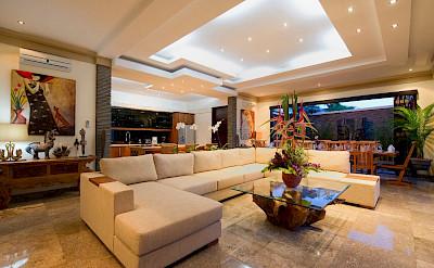 Villa Lega Living Area