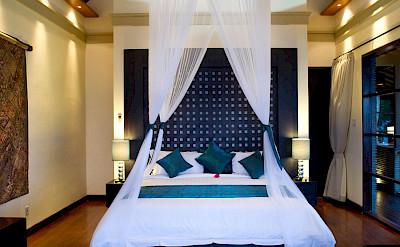 Villa Lega Master Bed