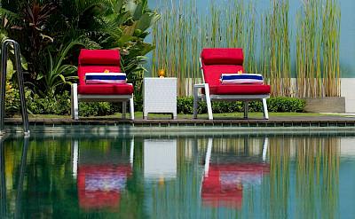 Villa Lega Poolside
