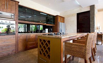 Villa Lega Kitchen