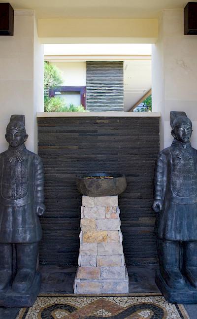 Villa Lega Statues