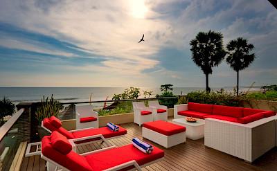 Villa Lega Master Bedroom Deck