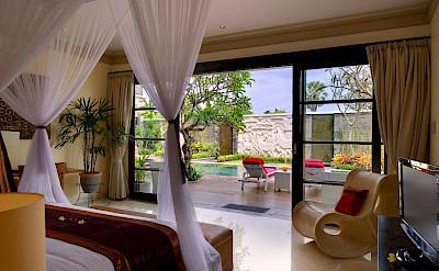 Villa Lega First Bedroom