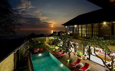 Villa Lega Sunset View From Second Master Bedroom