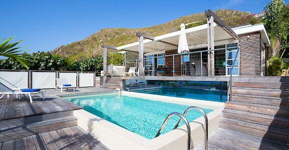 Vacation Rental St Barthelemy WV BEL St Barts Villa Belext Desktop