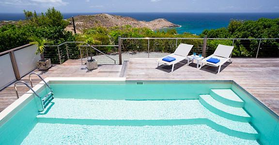 Vacation Rental St Barthelemy WV BEL St Barts Villa Belpol Desktop