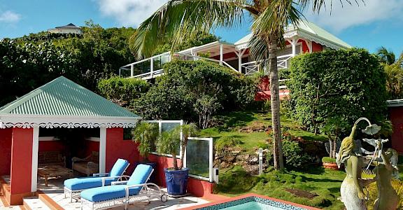Vacation Rental St Barthelemy WV MGO Villa St Barts Villa Mgopol Desktop