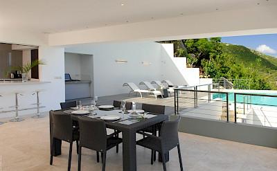 Vacation Rental St Barthelemy WV BCU Villa St Barts Villa Bcudin Desktop