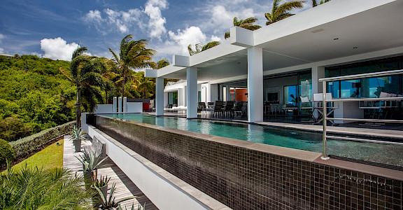 Vacation Rental St Barthelemy WV NIR Villa St Barts Villa Nirext Desktop