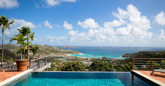 Vacation Rental St Barthelemy WV PAS St Barts Villa Paspol Desktop
