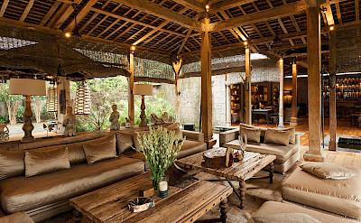 Villa Zelie Living Area