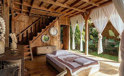 Villa Zelie Massage Room