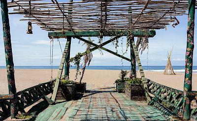 Villa Zelie Beach Access At Nearby Restaurant