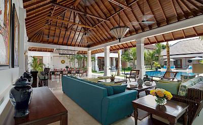 Villa Windu Asri Grand Living Pavilion
