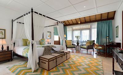 Villa Windu Asri Master Bedroom