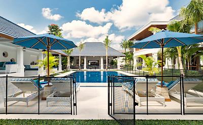 Villa Windu Asri Pool Fence