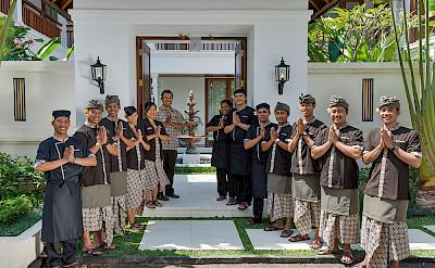 Villa Windu Asri Staff